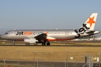 Photo: Jetstar Airways, Airbus A320, VH-VGT