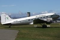 Photo: Air Chathams, Douglas DC-3, ZK-AWP