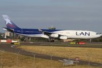 Photo: LAN Airlines, Airbus A340-200/300, CC-CQF
