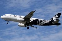 Photo: Air New Zealand, Airbus A320, ZK-OJQ