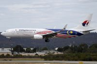 Photo: Malaysia Airlines, Boeing 737-800, 9M-MXS