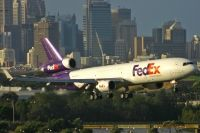 Photo: Federal Express / FedEx Express, McDonnell Douglas MD-11, N588FE
