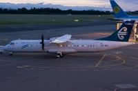 Photo: Air New Zealand Link, ATR ATR 72, ZK-MCC