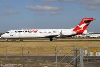 Photo: QantasLink, Boeing 717, VH-YQV