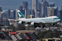 Photo: Cathay Pacific Cargo, Boeing 747-800, B-LJC