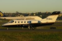 Photo: Private, Beech Beechjet, VH-MGC