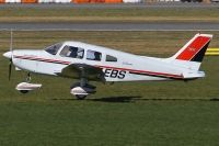 Photo: Canterbury Aero Club, Piper PA-28 Warrior, ZK-EBS