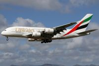 Photo: Emirates, Airbus A380, A6-EUE