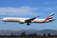 Photo: Emirates, Boeing 777-300, A6-EBO