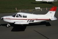 Photo: Canterbury Aero Club, Piper PA-28 Cherokee, ZK-EBM