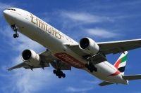 Photo: Emirates, Boeing 777-300, A6-EBW