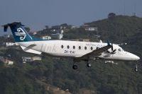 Photo: Air New Zealand Link, Beech 1900, ZK-EAI