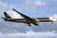 Photo: Singapore Airlines, Airbus A350, 9V-SMH