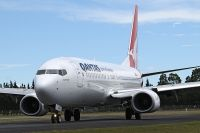 Photo: Qantas New Zealand, Boeing 737-800, ZK-ZQH