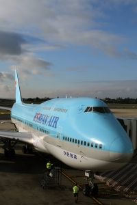Photo: Korean Air Lines, Boeing 747-400, HL7473