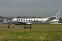Photo: Big Sky Express, Fairchild-Swearingen SA226 Metroliner, VH-TGQ