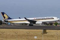 Photo: Singapore Airlines, Airbus A330-300, 9V-STT
