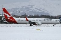 Photo: Qantas, Boeing 737-800, ZK-ZQG