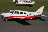 Photo: Canterbury Aero Club, Piper PA-28 Warrior, ZK-LJF
