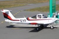 Photo: Canterbury Aero Club, Piper PA-38, ZK-EYF