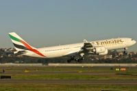 Photo: Emirates, Airbus A340-500, A6-ERG