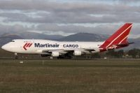 Photo: Martinair Cargo, Boeing 747-400, PH-MPP