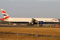 Photo: British Airways, Boeing 777-300, G-STBK