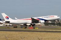 Photo: Malaysia Airlines, Airbus A330-300, 9M-MTC