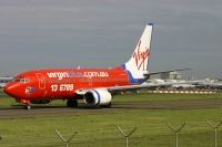 Photo: Virgin Blue Airlines, Boeing 737-700, VH-VBT