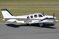 Photo: Private, Beech Baron, N254F