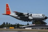Photo: United States Air Force, Lockheed C-130 Hercules, 76-3302