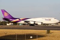 Photo: Thai Airways International, Boeing 747-400, HS-TGT
