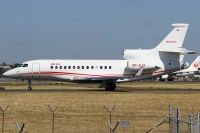 Photo: TAG Aviation, Dassault Falcon 2000, VP-CJS