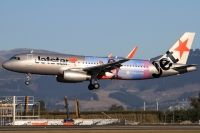 Photo: Jetstar Airways, Airbus A320, VH-VFV