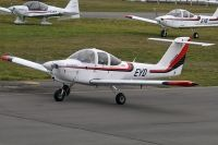 Photo: Canterbury Aero Club, Piper PA-38, ZK-EYD