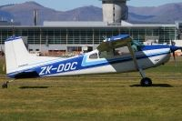 Photo: Privately owned, Cessna 185 Skywagon, ZK-DOC