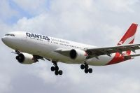 Photo: Qantas, Airbus A330-200, VH-EBA