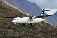 Photo: Air New Zealand Link, ATR ATR 72, ZK-MCF