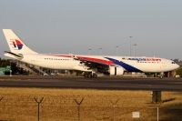Photo: Malaysia Airlines, Airbus A330-300, 9M-MTM