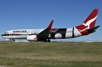 Photo: Qantas, Boeing 737-800, VH-XZJ
