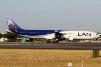 Photo: LAN Airlines, Airbus A340-200/300, CC-CQA