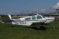 Photo: Private, Beech Bonanza, ZK-EDJ