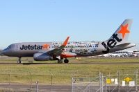 Photo: Jetstar Airways, Airbus A320, VH-VFN