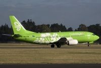 Photo: Air New Zealand, Boeing 737-300, ZK-FRE