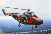 Photo: Royal Air Force, Westland Whirlwind, XR456