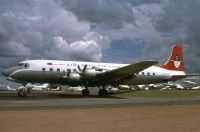Photo: Air Rwanda, Douglas DC-6, 3D-ASA