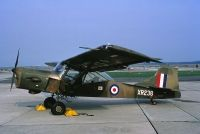 Photo: Royal Air Force, Auster AOP9, XR238