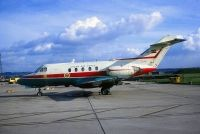 Photo: Ghana - Air Force, Hawker Siddeley HS-125, G-511