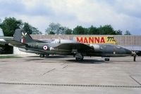 Photo: Royal Air Force, English Electric Canberra, WT311
