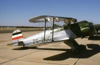 Photo: Untitled, Bucker Bu-133 Jungmeister, ZS-BUC